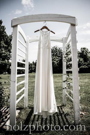 Samantha & James Creative Wedding Photos