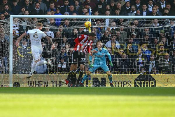 Leeds United v Brentford 24 - 02 - 18