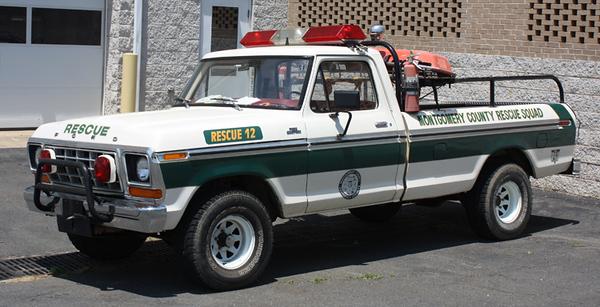 Montgomery County Rescue Squad