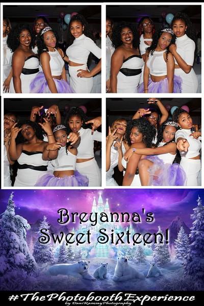 Winter Wonderland Sweet 16 12/11/2015
