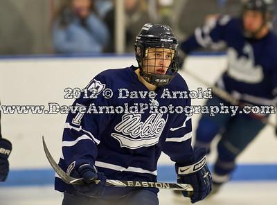 2/29/2012 - Boys Varsity Hockey - NESPAC Quarterfinal - Avon Old Farms vs Nobles