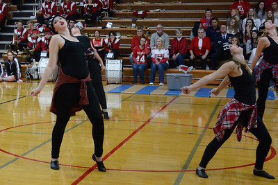 2015 Mt Horeb Dance Team Homecoming