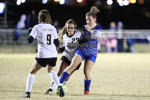 Amory High vs. Booneville High (Girls)