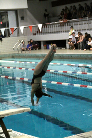 W.A. SWIM vs C.C. @ HOME #2  1-12-2012