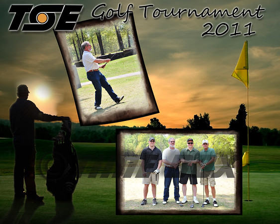 TSE Golf Tournament 2011