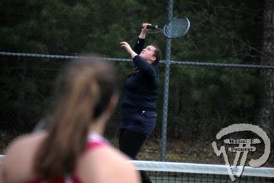 Girls' Tennis vs Barnstable 🎾 2017