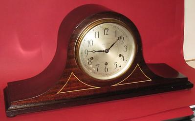 Seth Thomas No. 117 W Chiming Tambour Mantel clock, 1938
