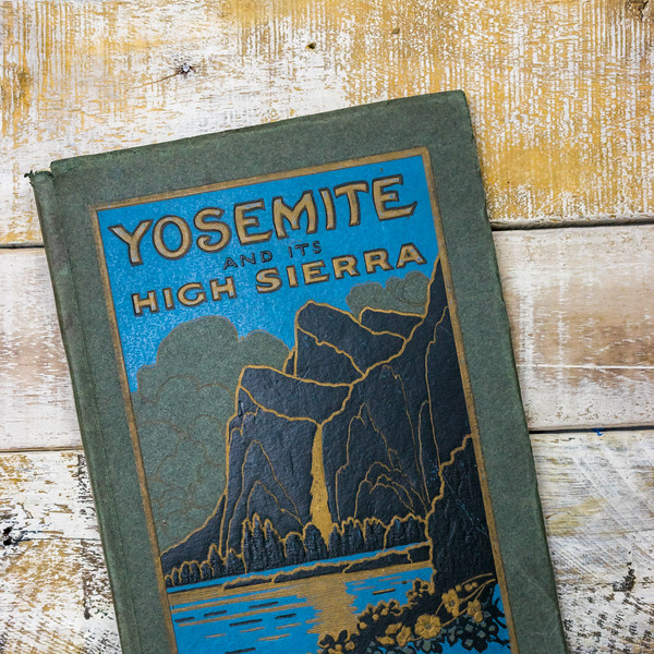 Yosemite and its High Sierra by John H. Williams