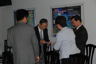 20091027 中國國土資源部來訪