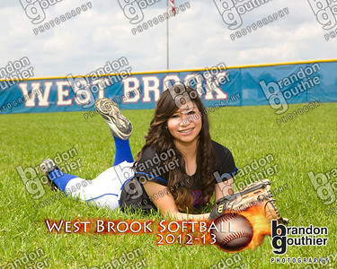 West Brook Softball