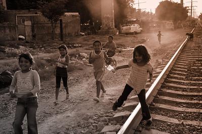 Alegría infantil - childhood happiness. Guadalajara, México