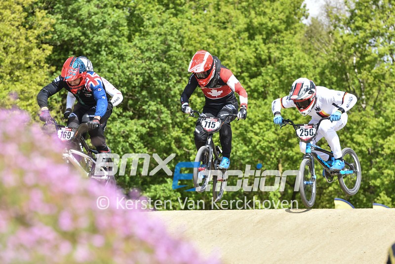 World Cup Papendal - practise Saturday