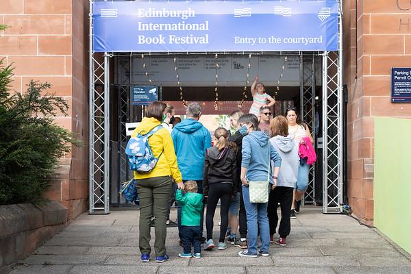 2021 Edinburgh International Book Festival