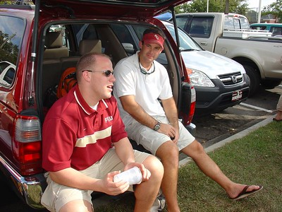 NCState Tailgating (Robb's Wagon Travels)