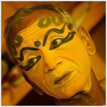 Kathakali Dance- Kerala
