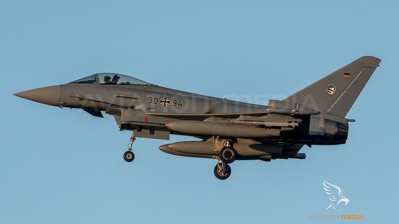 Luftwaffe TLG-74 / Eurofighter / 30+94