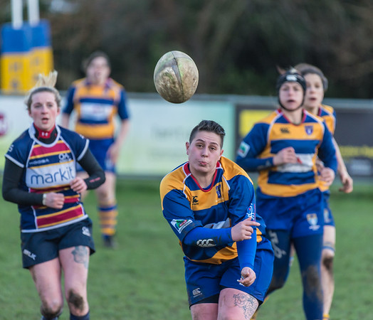 Beckenham Ladies Rugby