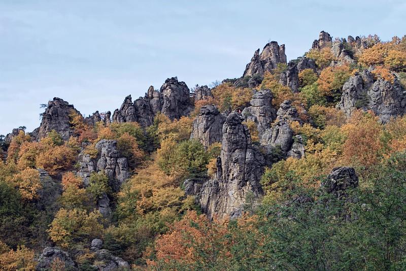 Rock Climbing in eastern Austria