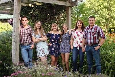 Novak Family 2019