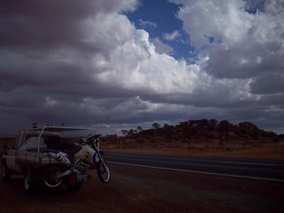 Yilgarn Rallye 09
