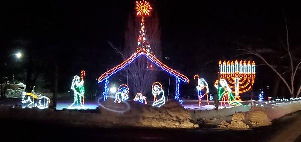 MA, Springfield - Lights Park