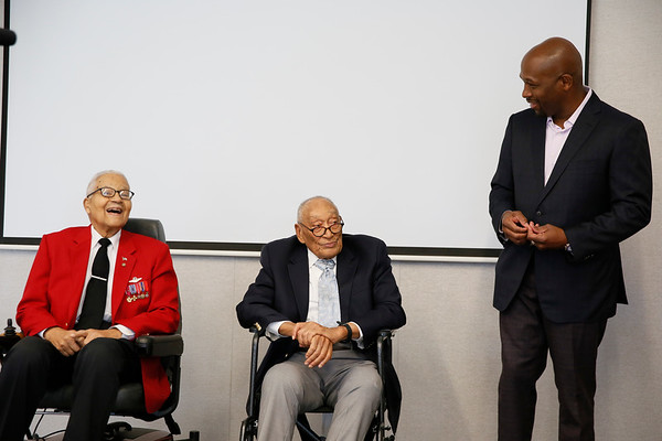 Tuskegee Airman (Images)