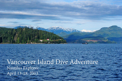Vacouver Island Dive Adventure