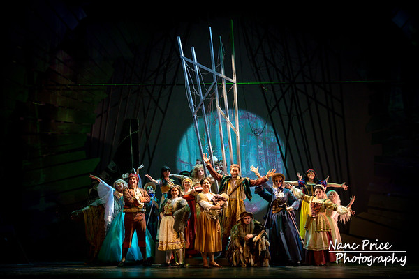 Opera NUOVA's Into the Woods