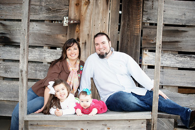 Mayfield Family (December 2012)