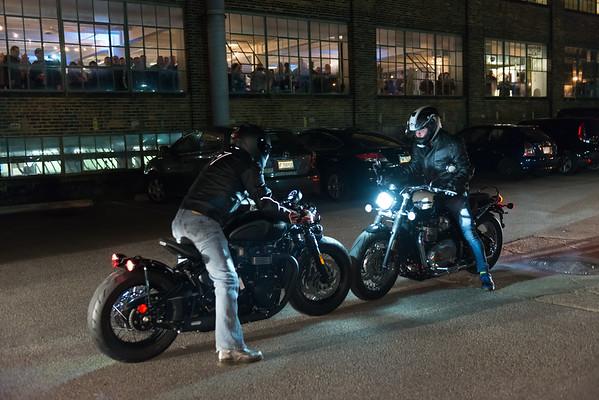 2017.11 Triumph Motorcycles