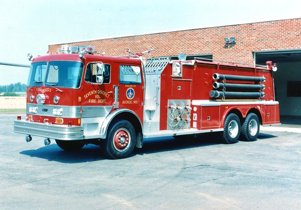 Company 5 - Seventh District Fire Department