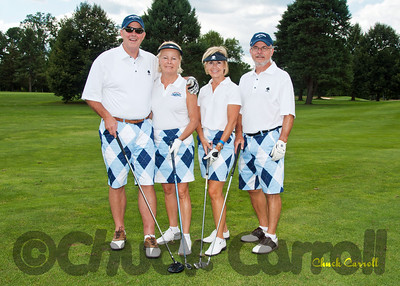 Shaner Charity Golf Tournament Friday August 12, 2011  - A.M. Blue Course & P.M. White Course - 4 Somes