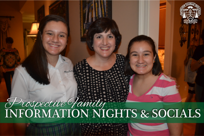 Prospective Family Information Nights