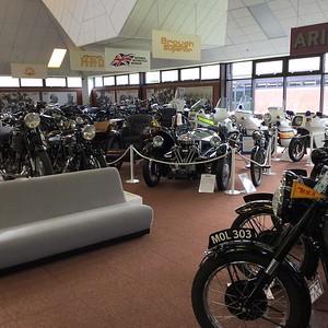 National motorcycle museum Birmingham
