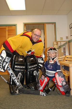 <b>Mar. '07: Hockey Heroes For A Day</b>