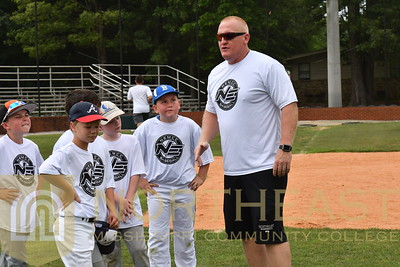2019-05-30 BB Baseball Camp - Action Photos