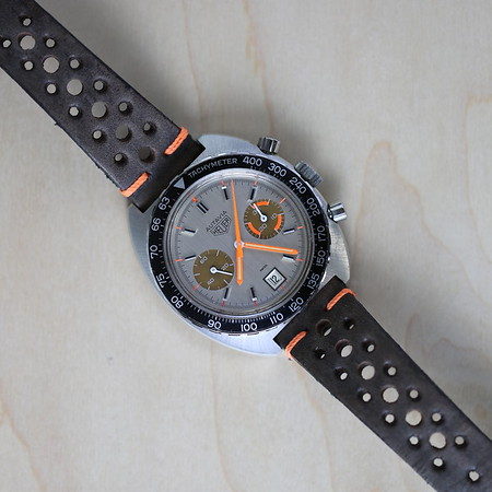 Heuer Autavia 73463 Tropical
