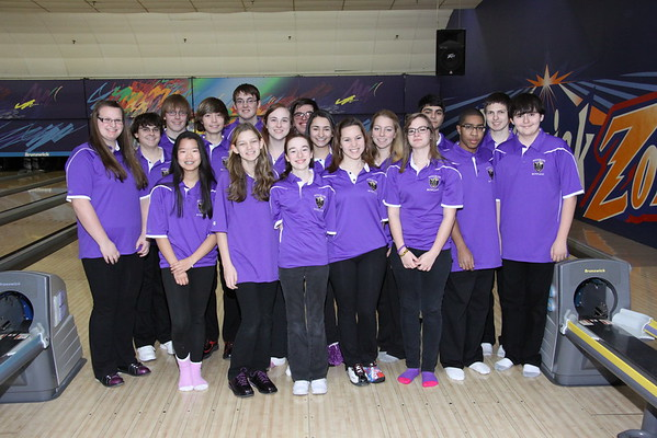 Mon. Bowlers defeated New Brunswick, Jan 6, 2015