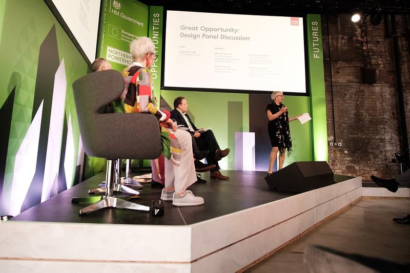 Northern Powerhouse Business Summit @ Boiler Shop, Newcastle. 05.07.18