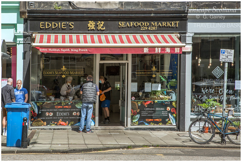 Eddie's Seafood Market, Roseneath Street