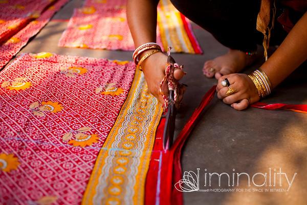 India || Sari Bari