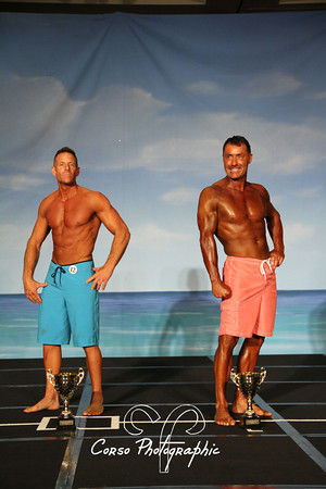 VGC Men's Physique 35 and 45+ Finals