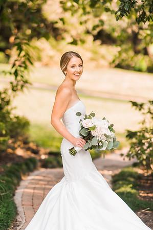 Melissa's Bridal Portraits