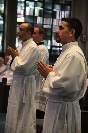 Diaconate Ordination 2011