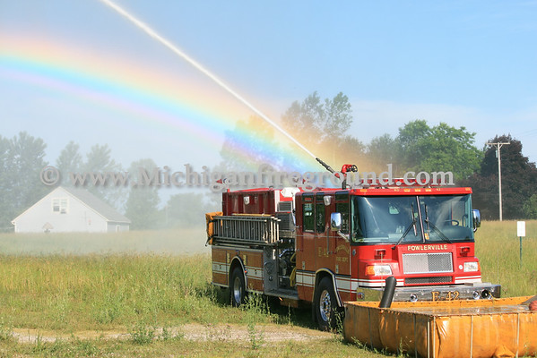 6/22/14 - Ingham Co Tanker Task Force training