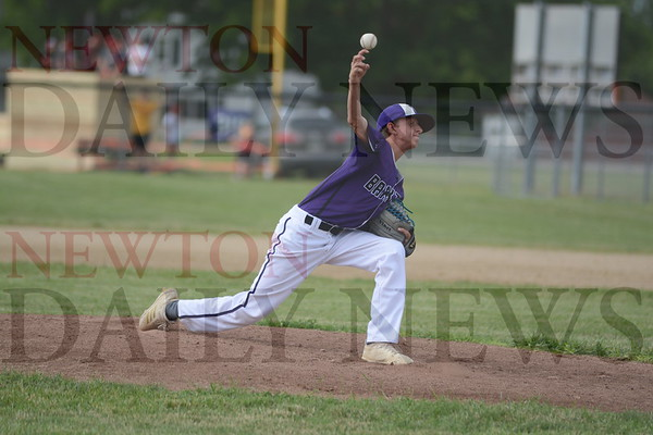 PCM vs. Baxter Baseball 6-27-19