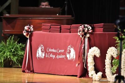 Columbus Career and College Academy graduation