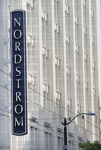 Nordstrom's flagship store continues renovation in Seattle, Washington