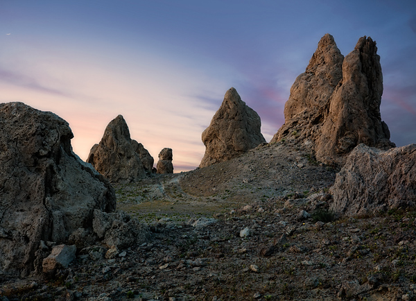 Trona Pinnacle 3