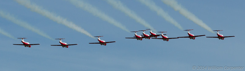 Abbotsford International Air Show 2014 - Friday